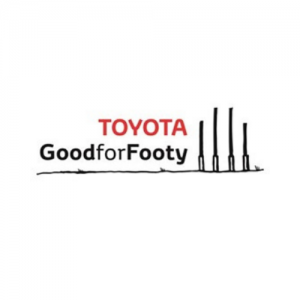 Toyota – Good for Footy